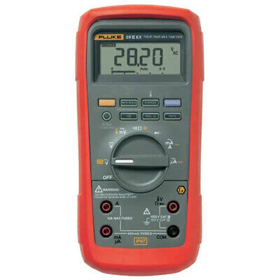 Fluke 28 Ii Ex Intrinsically Safe True Rms Multimeter