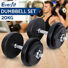 Set Dumbbells 15.1-20kg Weight Per Unit
