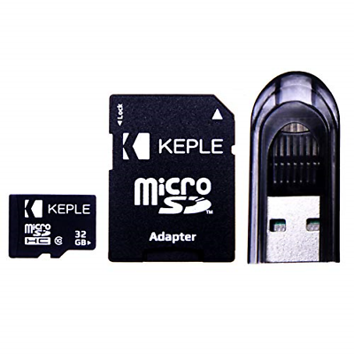 32GB Micro SD Memory Card by Keple | MicroSD Class 10 for Vi