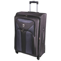 """Selling brand new Atlantic 28"""" 4Wheeled Spinner Luggage Charcoal"""