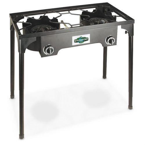 3 Burner Camp Stoves: Camping Gas Stove