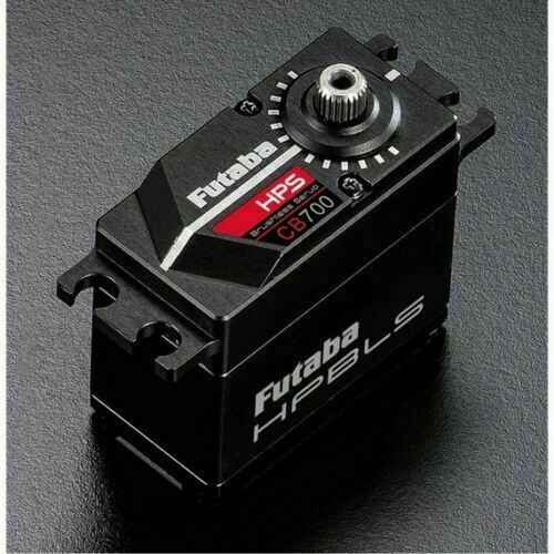 NEW FUTABA HPS CB700 HV S-BUS2 1/8 Scale RC Remote High Voltage Torque SERVO