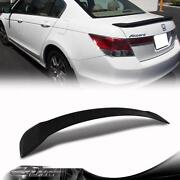 Honda Accord Trunk Lip