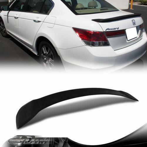 Painted 2004 2008 For Acura Tl Trunk Lip Spoiler Satin: Honda Accord Trunk Lip