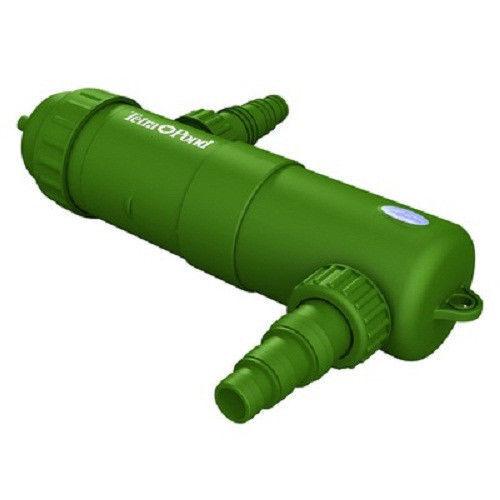 Tetra Pond 9 Watt UV Clarifier Green Free Newest Model 19520