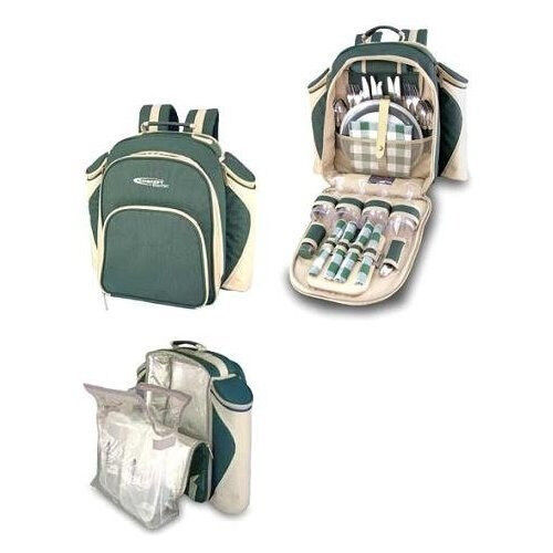 Concept Picnic Backpack 4 person (John Lewis) Used 1x, Insulated, easy to  carry! Orig £55! Now £25! | in London | Gumtree