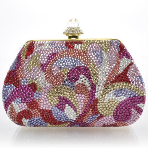 Judith Leiber Crystal Bag | eBay