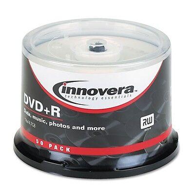 Innovera DVD+R Discs - 46851