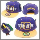 Justin Bieber Purple Hat