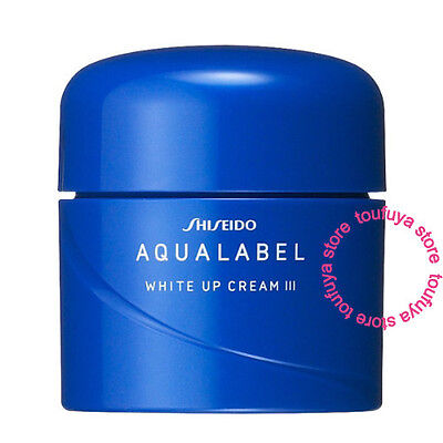 New Shiseido Aqualabel Whiet Up Ceam Whitening Moisturizer Prevent Spots 50g