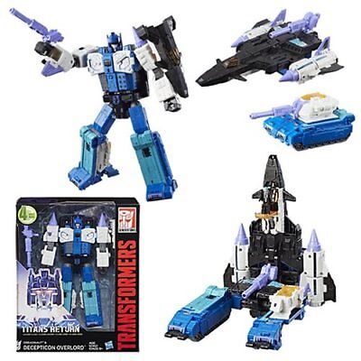 Transformers Titans Return Overlord
