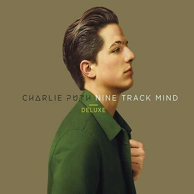 Charlie Puth   Nine Track Mind Deluxe  New Cd  Uk   Import