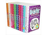BRAND NEW DORK DIARIES AND THE WORST WITCH BOOKS