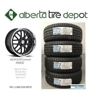 10% SALE LOWEST Price OPEN 7 DAYS Toyo Tires All Weather 225/60R17 Toyo Celsius Shipping Available Trusted Business