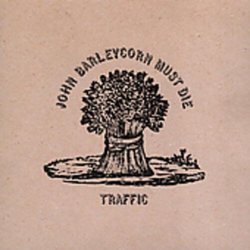 Traffic - John Barleycorn Must Die [New CD] Bonus Tracks, Rmst