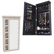 Mirror Jewellery Storage