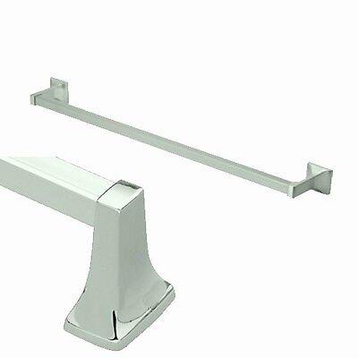 Traditional 24″ Towel Bar Bath Accessory Bathroom Hardware – Satin Nickel Bath