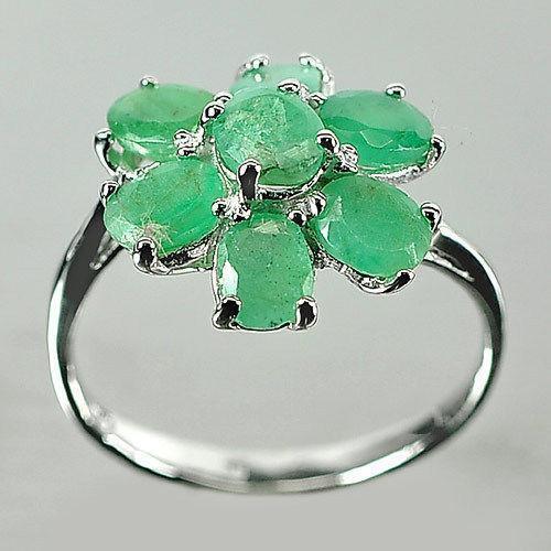 emerald ring ebay