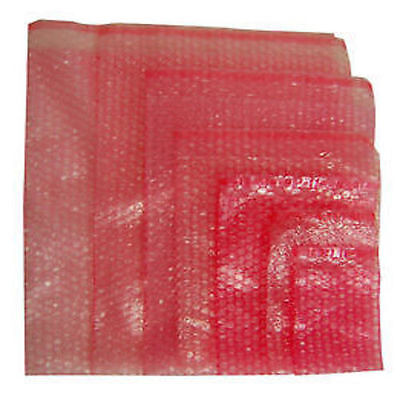 50 x BP4 Bubble Wrap Bags Anti-Static (With Self Seal Flap) Size - 230 x 280mm