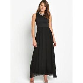 Size 8 Embellished Maxi Dress nwt's