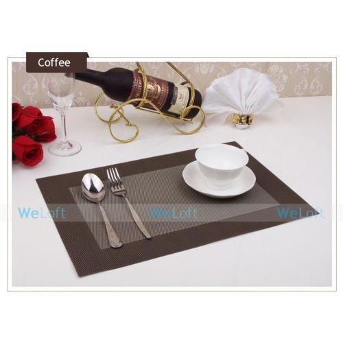 Plastic Table Mats eBay : 3 from www.ebay.com size 500 x 500 jpeg 24kB