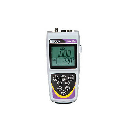 Oakton Wd-35640-32 Eutech Do 450 Dissolved Oxygentemperature Meter