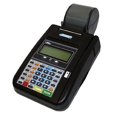 Hypercom T7plus Credit Card Machine Wo Power Supply Unlocked Free Shipping