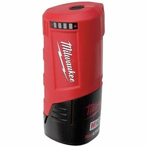 Milwaukee M12 Battery + Charger