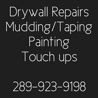 Drywall Repairs, Mudding/Taping, Painting, Touch ups, etc.