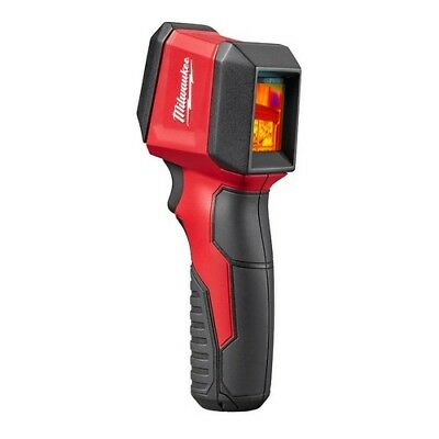 Spot Infrared Imager Thermal Scanner Inspection Camera Lcd Display Milwaukee Red