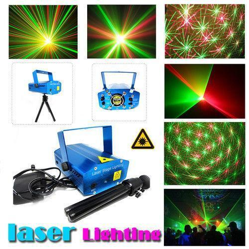 laser projector stage lighting effects ebay. Black Bedroom Furniture Sets. Home Design Ideas