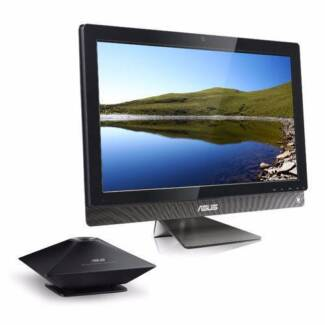 Desktop All in One ASUS ET2700I + TV Tuner Woodville North Charles Sturt Area Preview