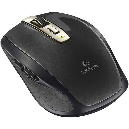 Logitech Anywhere Mouse MX Wireless Laser Mouse Black 910-002896