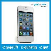 Apple iPhone 4 Weiss ohne Simlock