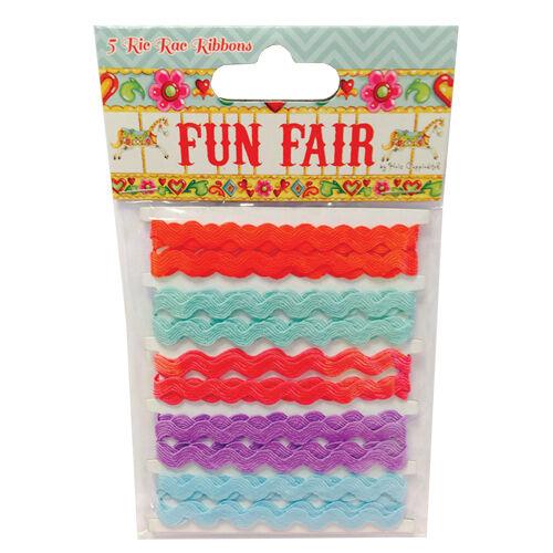 'Fun Fair by Helz Cuppleditch' Ric Rac Ribbons