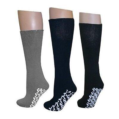 diabetic slipper socks 3 pairs 3 colors