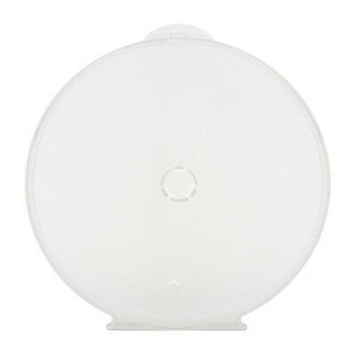 200 5mm Clear Cd Dvd R Disc Clam C Shell Pp Poly Plastic ...