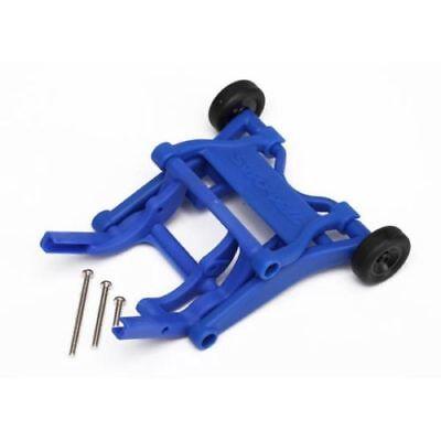 Traxxas TRA3678X Blue Wheelie Bar Assembly for Slash 2WD Stampede Rustler Bandit