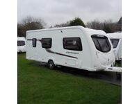 Swift Challenger 530 2011 Caravan