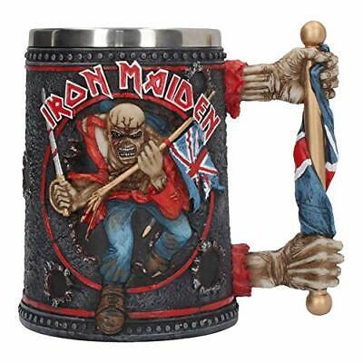 Iron Maiden Tankard - Officially Licensed Stunning Large Beer Mug