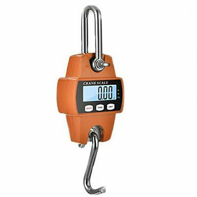 Hanging Weight Scale Industrial Heavy Duty For Farm Hunting Bow Draw 660 Lbs