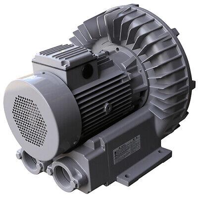 Ring Compressor 5hp Regenerative Blower Fuji Vfz601a-7w