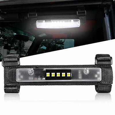 Nirider UTV Interior Light Universal Roll Bar Mount LED Light Utility Roll Ca...
