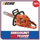ECHO new Chainsaws