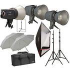 200 Ws Studio Monolight Flashes