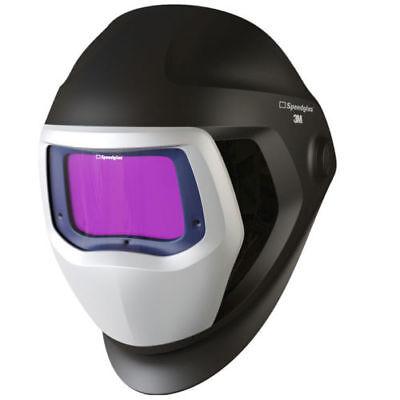 New 3m Speedglas 9100xx Black Auto Darkening Filter Welding-helmet 3m 9100 Xx