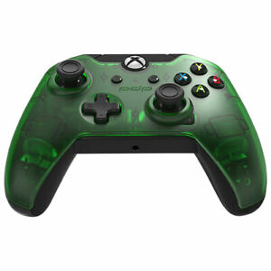 Xbox One & Windows PDP Wired Controller Green