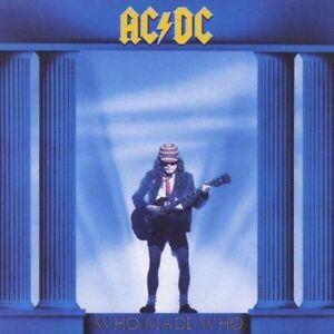 AC/DC Album Covers