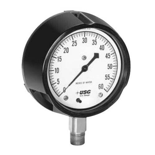 """Ametek 150509 1981 Series 4 1/2"""" Process Gauges Pressure Range: 0 to 3000 psi"""