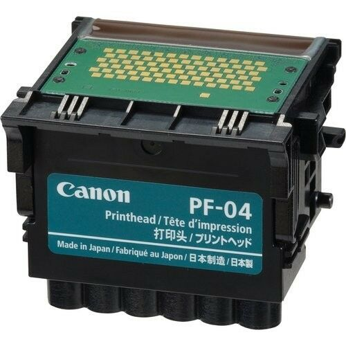 Canon PF-04 Print Head 3630B003AA Printhead OEM ORIGINAL USA Seller FREE Ship!